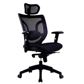 maine-ergonomisk-kontorsstol-med-nackstod-svart