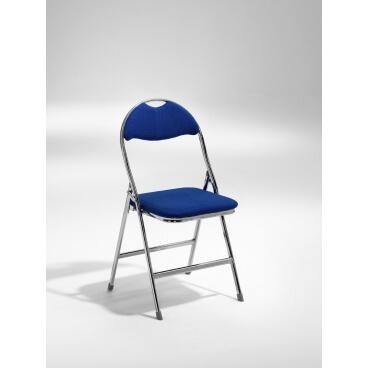 ark-fallbar-stol-krom-med-bla-sits